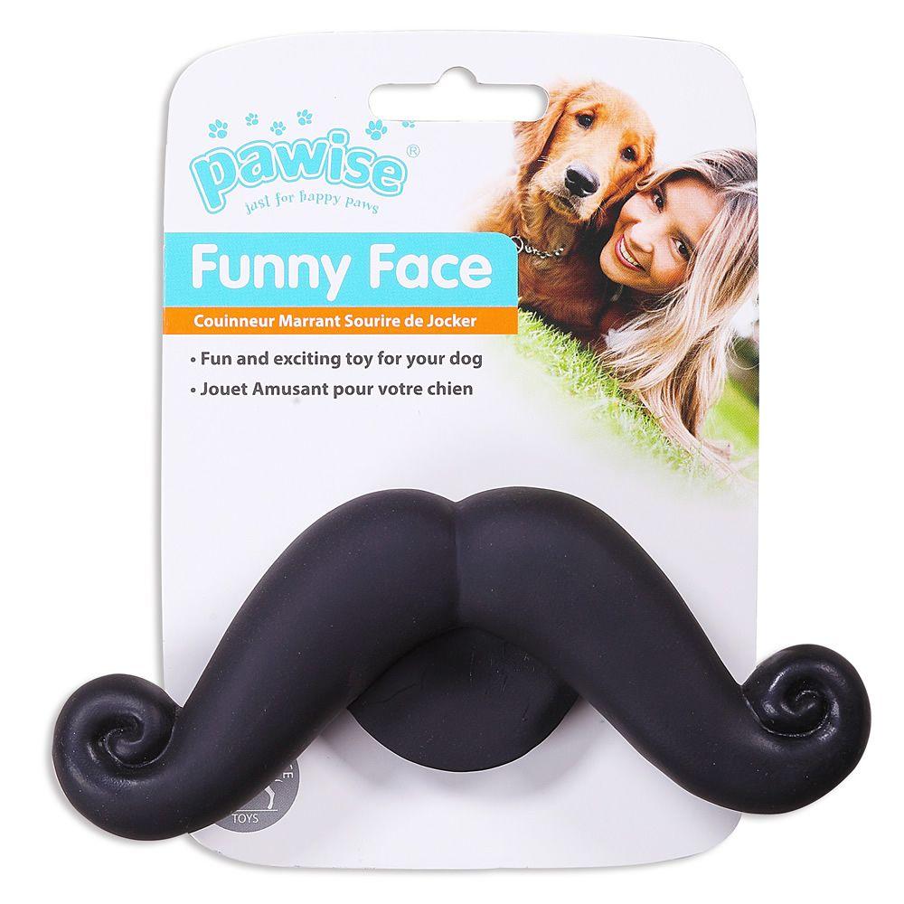 Brinquedo Funny Face Bigode - Pawise