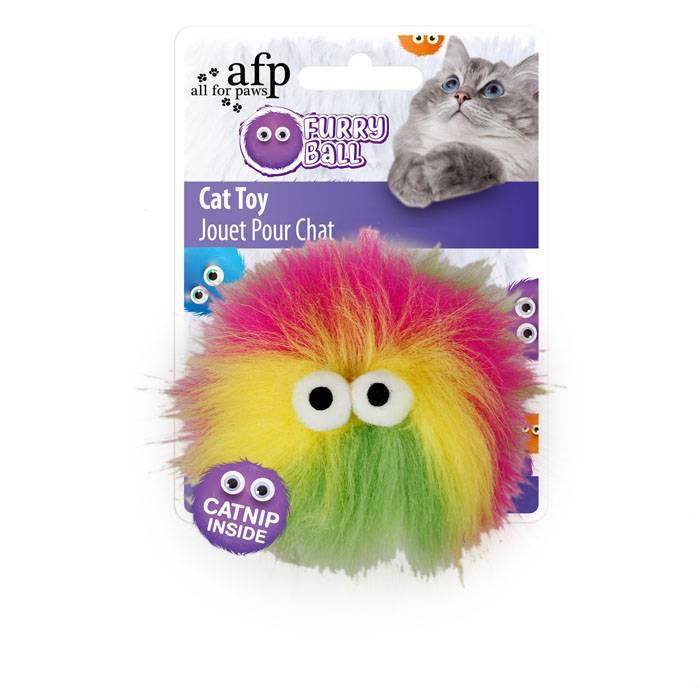 Brinquedo Furry Ball Fluffer Ball - afp