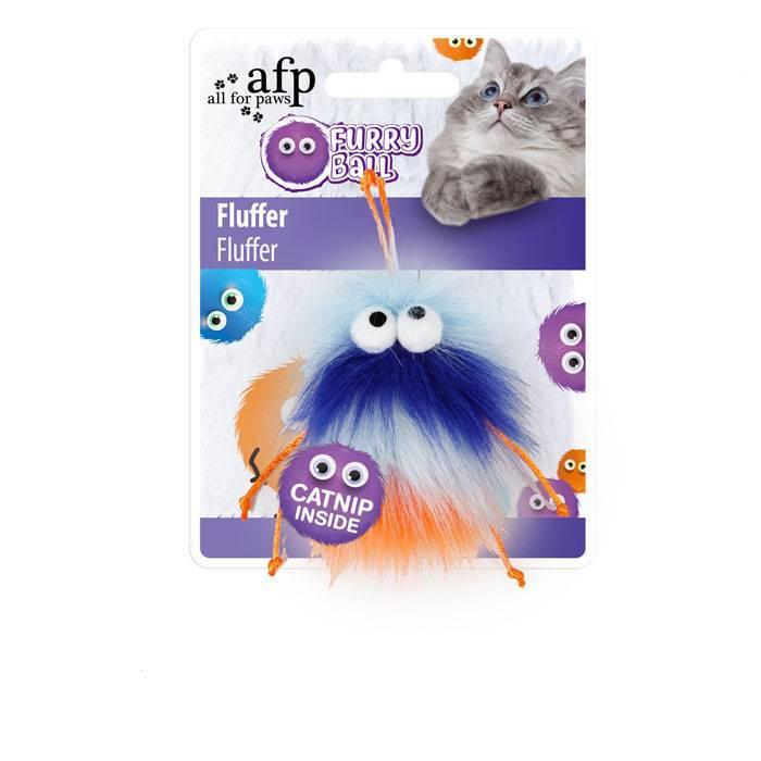 Brinquedo Furry Fluffer - afp