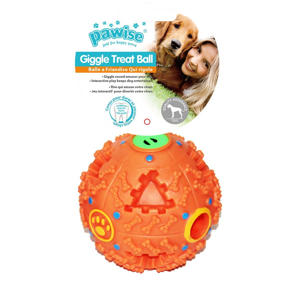 Brinquedo Giggle Treat Ball - Pawise