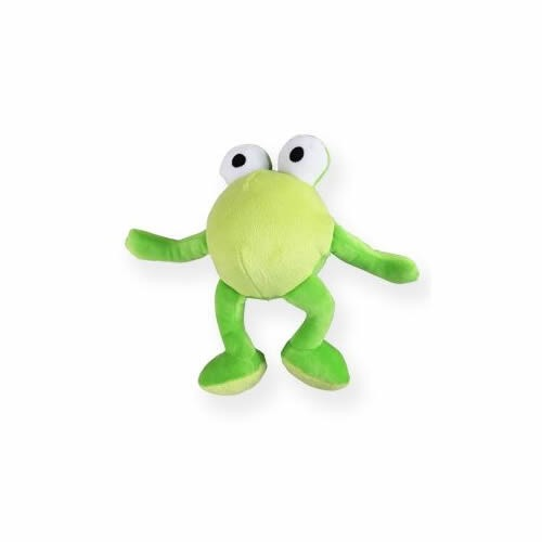 Brinquedo Happy Bouncer Frog Small - Pawise