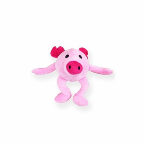 Brinquedo Happy Bouncer Pig Small - Pawise