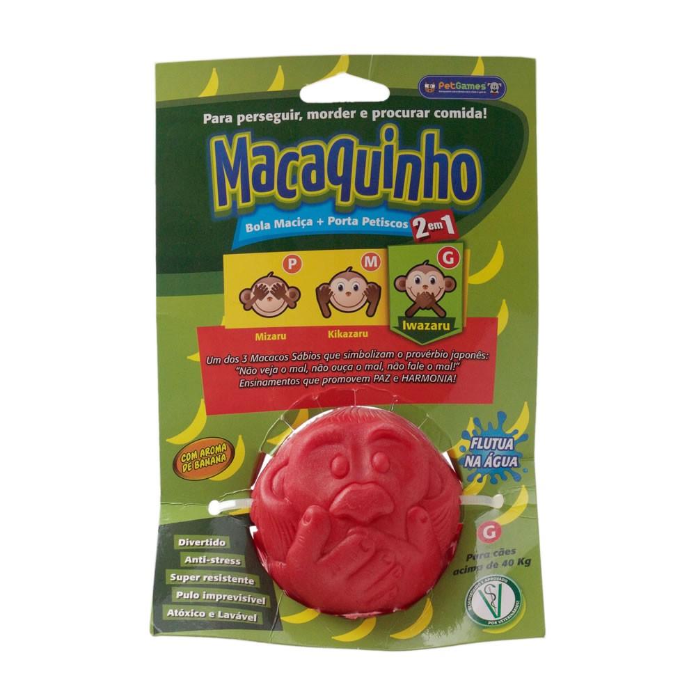 Brinquedo Macaquinho - PetGames