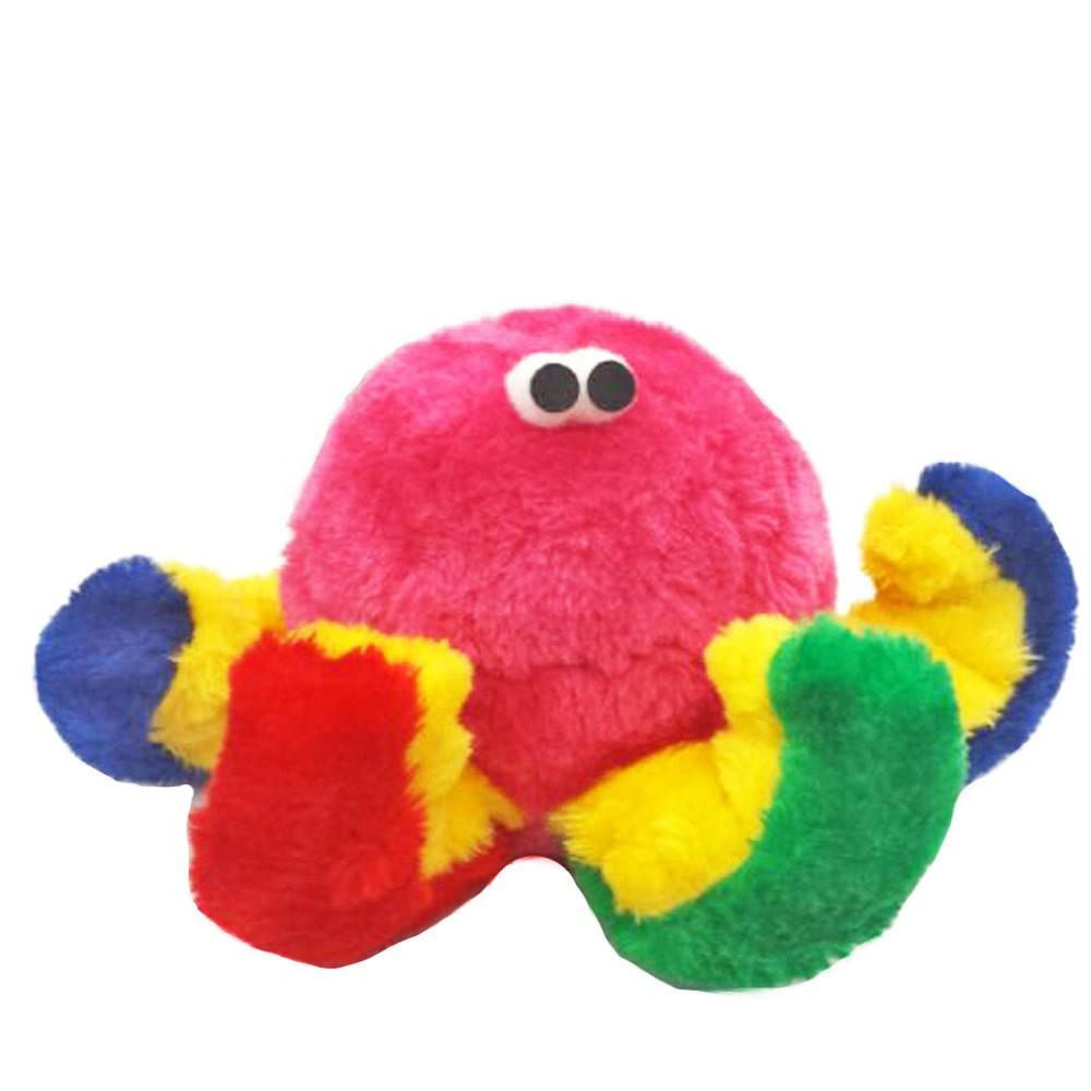 Brinquedo Octopus de Pelúcia Chalesco