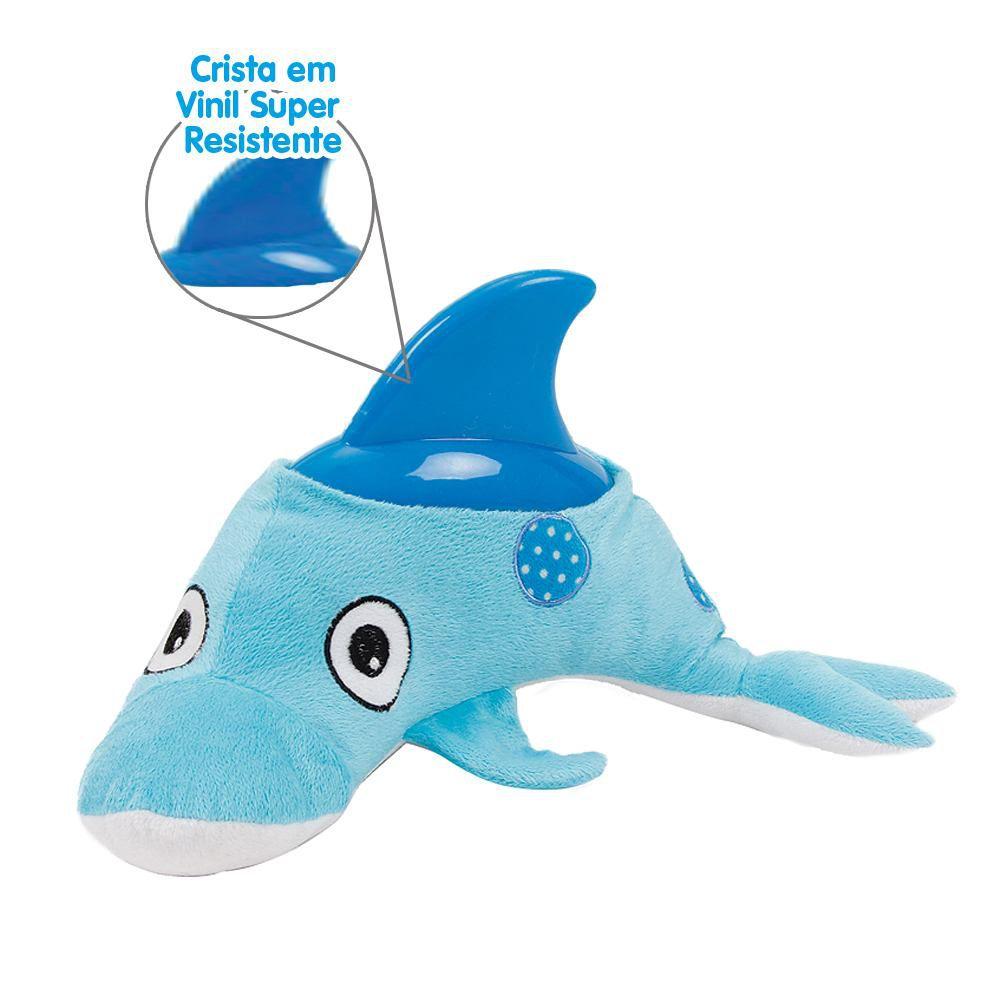 Brinquedo Pelúcia Tubablue - Chalesco