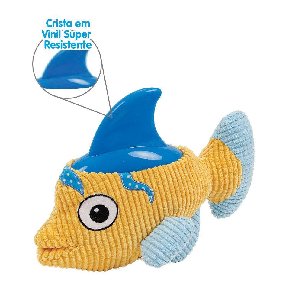 Brinquedo Pelúcia Tubafish - Chalesco