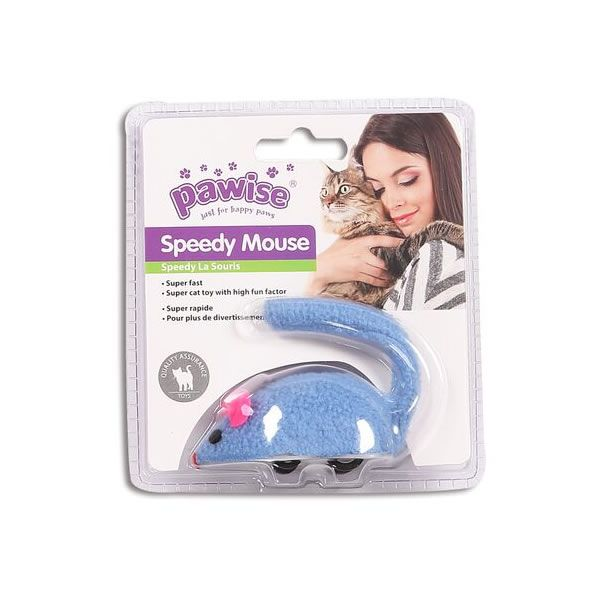 Brinquedo Speedy Mouse - Pawise