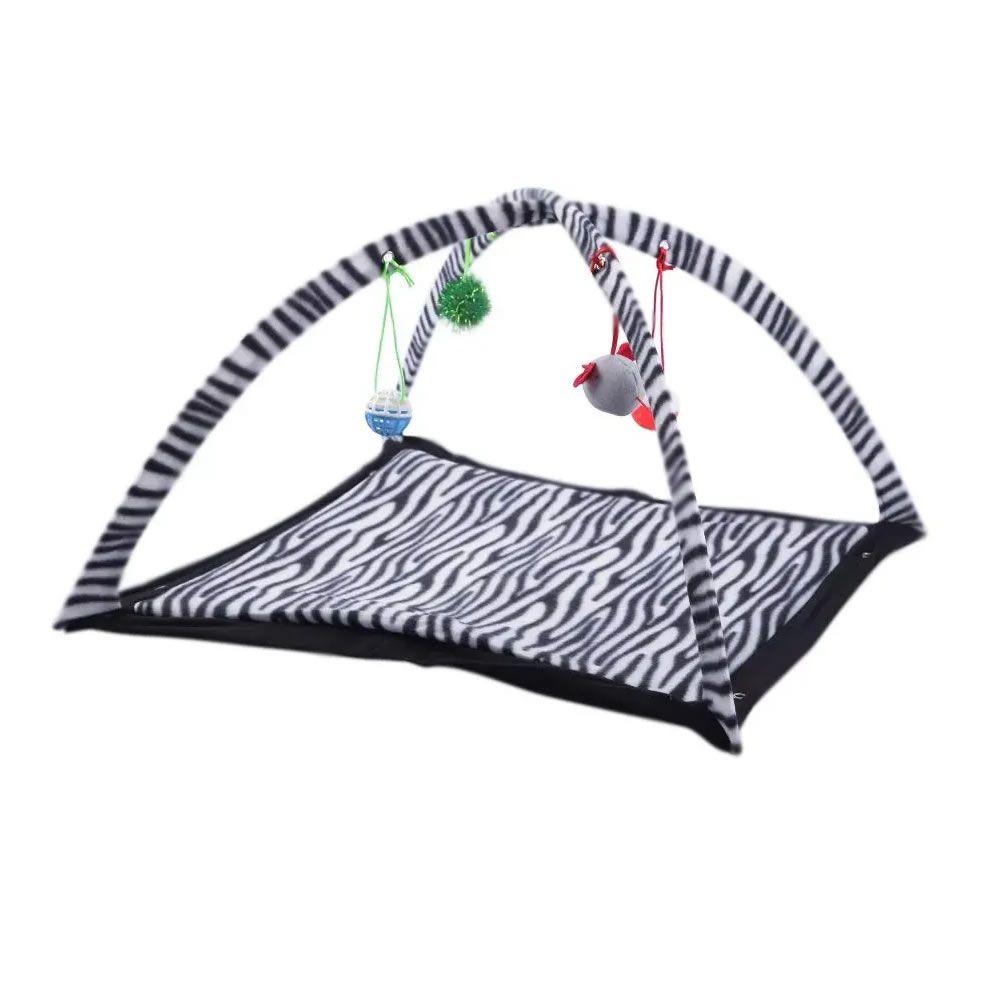 Brinquedo Tenda para Gato - Chalesco