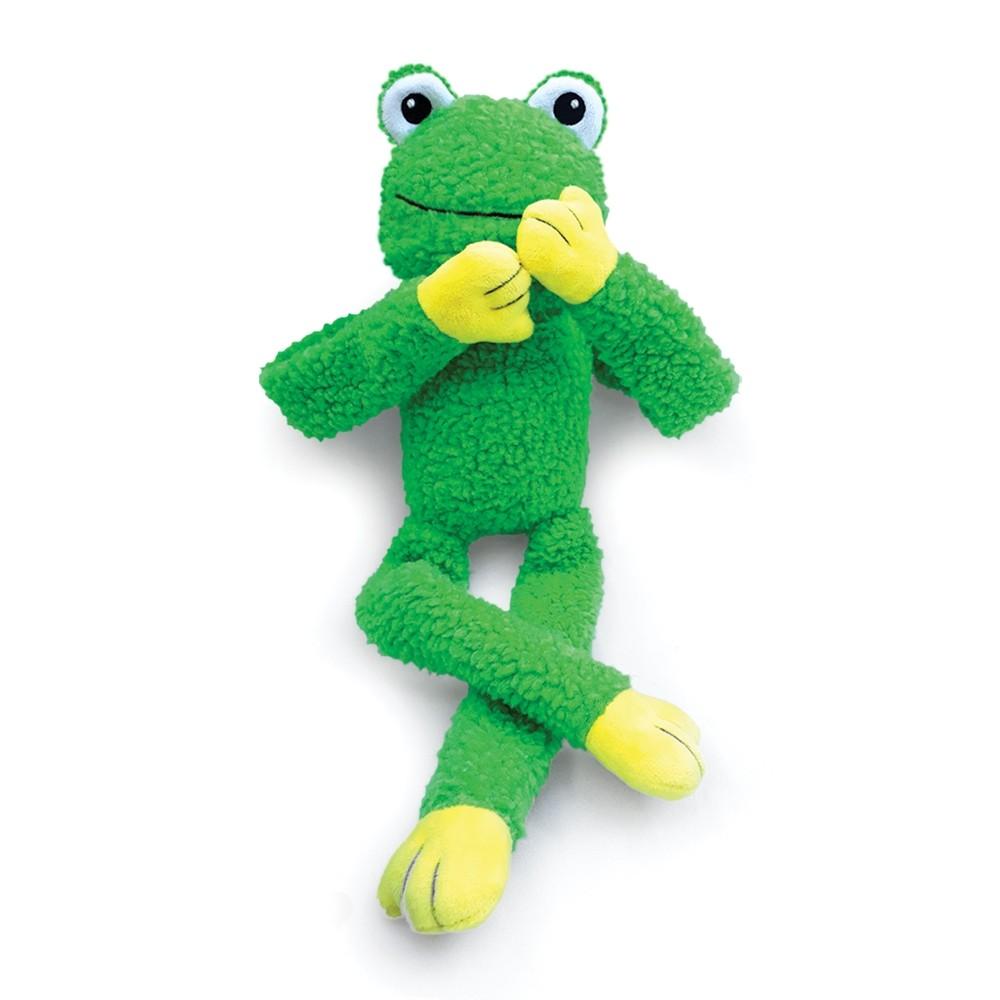 Brinquedo de Pelucia Sapo Chalesco