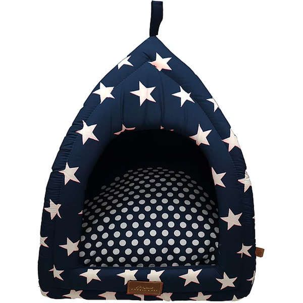Cabana Fábrica Pet Star Azul