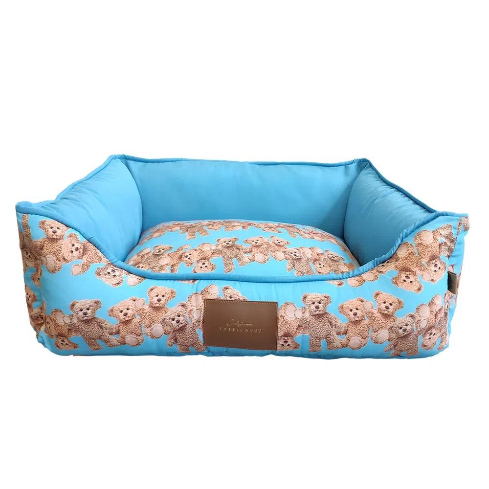 Cama Confort Azul - Fabrica Pet