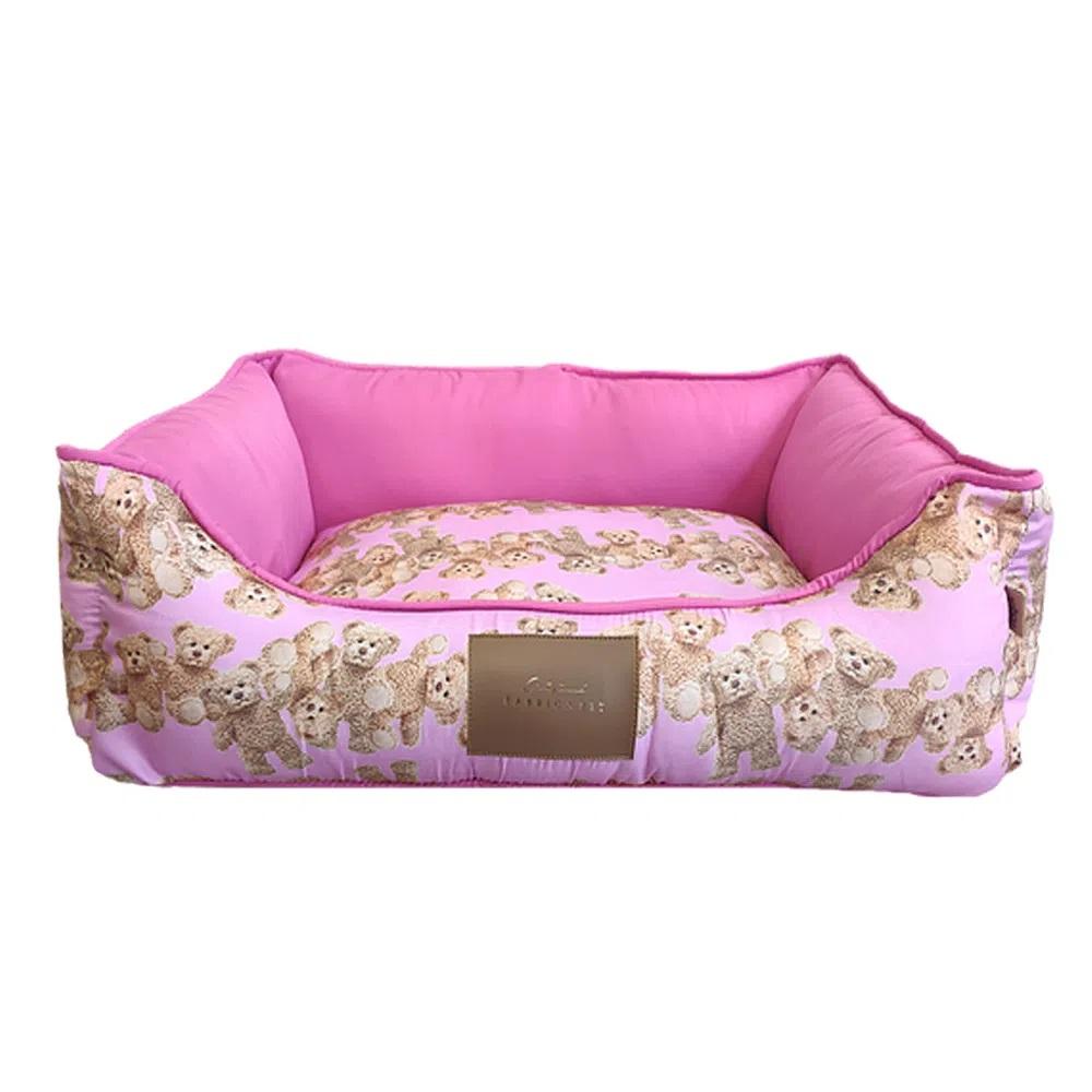 Cama Confort Rosa - Fabrica Pet