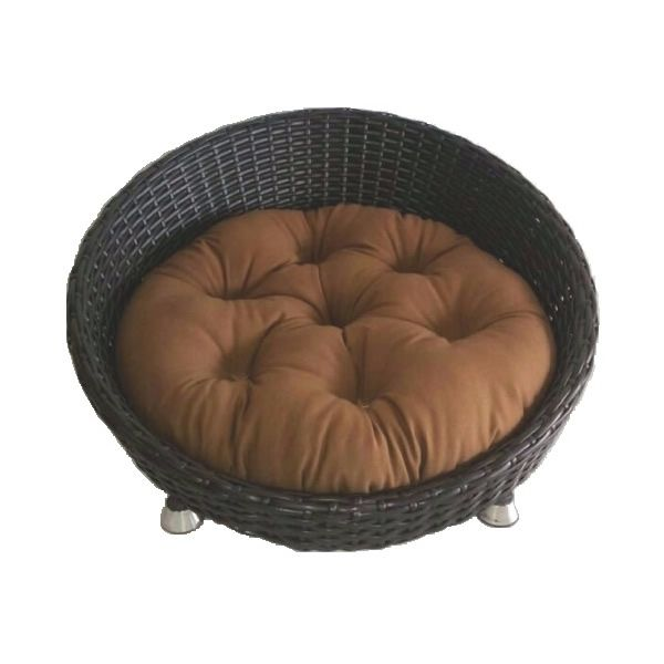 Cama Redonda Chaise Pet