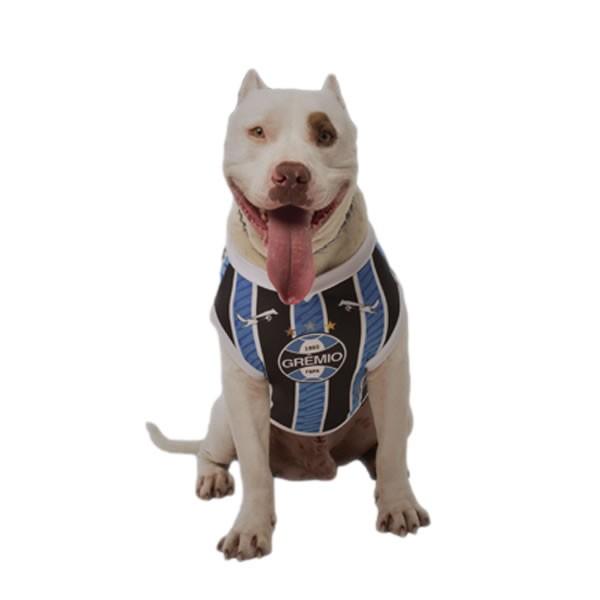 Camisa Tricolor Oficial Grêmio  - Pet Sport