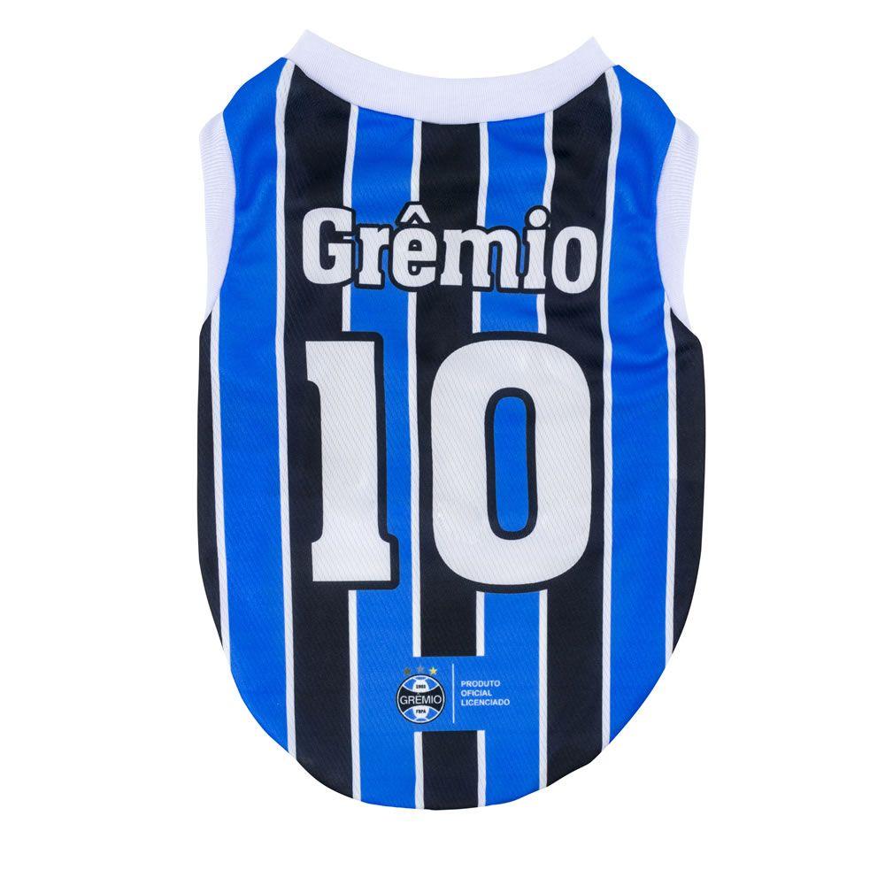 Camisa Oficial Grêmio - Pet Sport