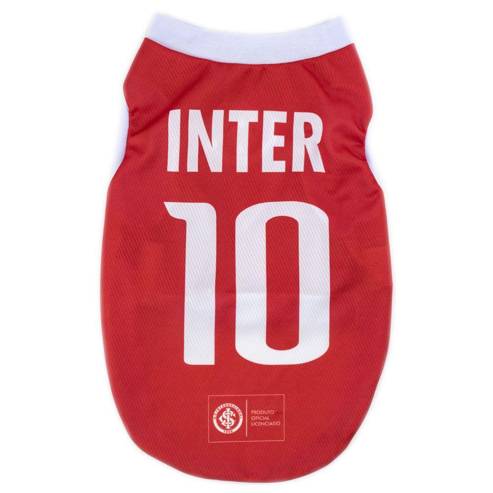 Camisa Oficial Internacional - Pet Sport