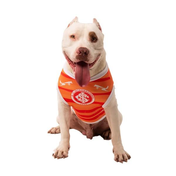 Camisa Oficial Internacional Modelo 2020 - Pet Sport