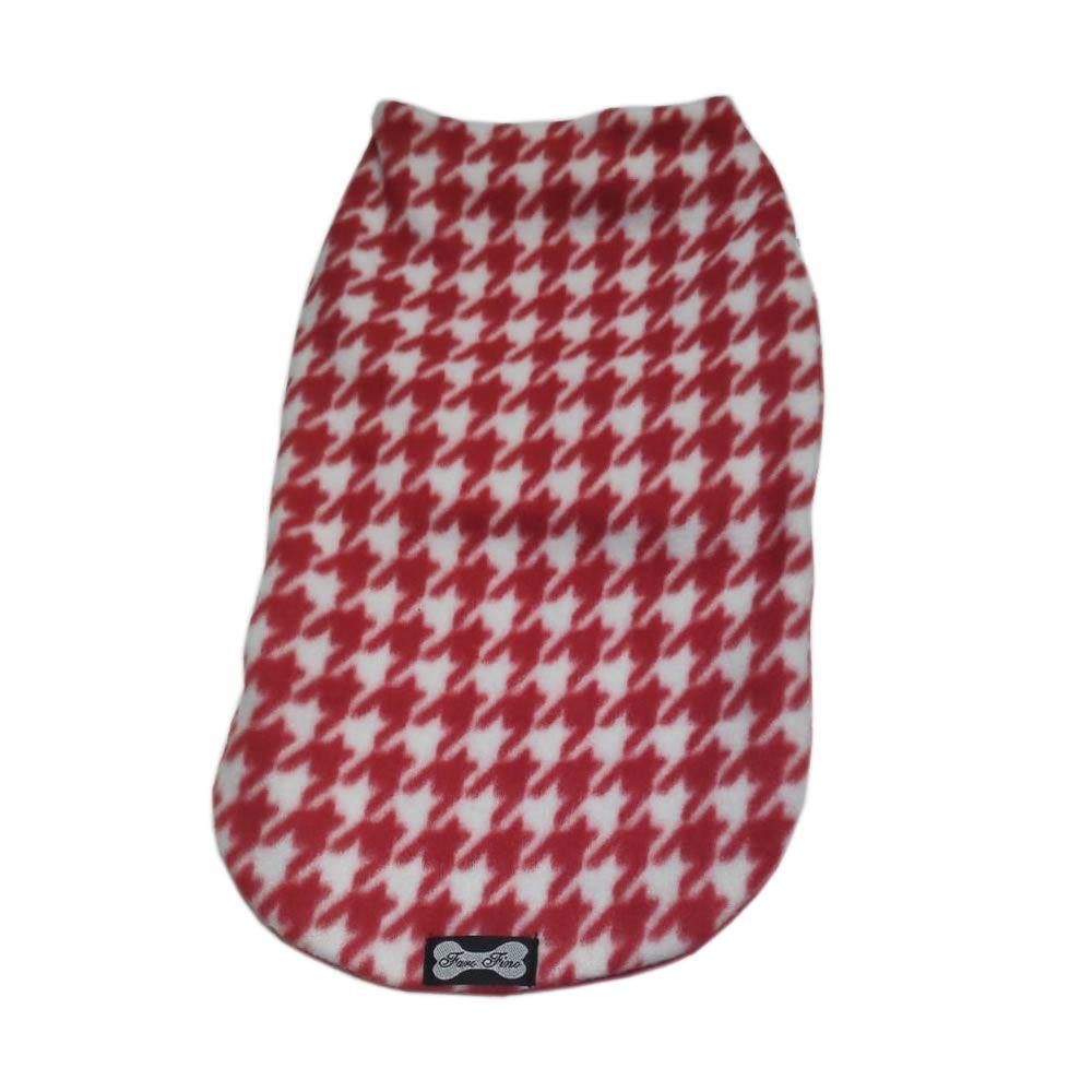 Capa de Soft Vermelho Faro Fino