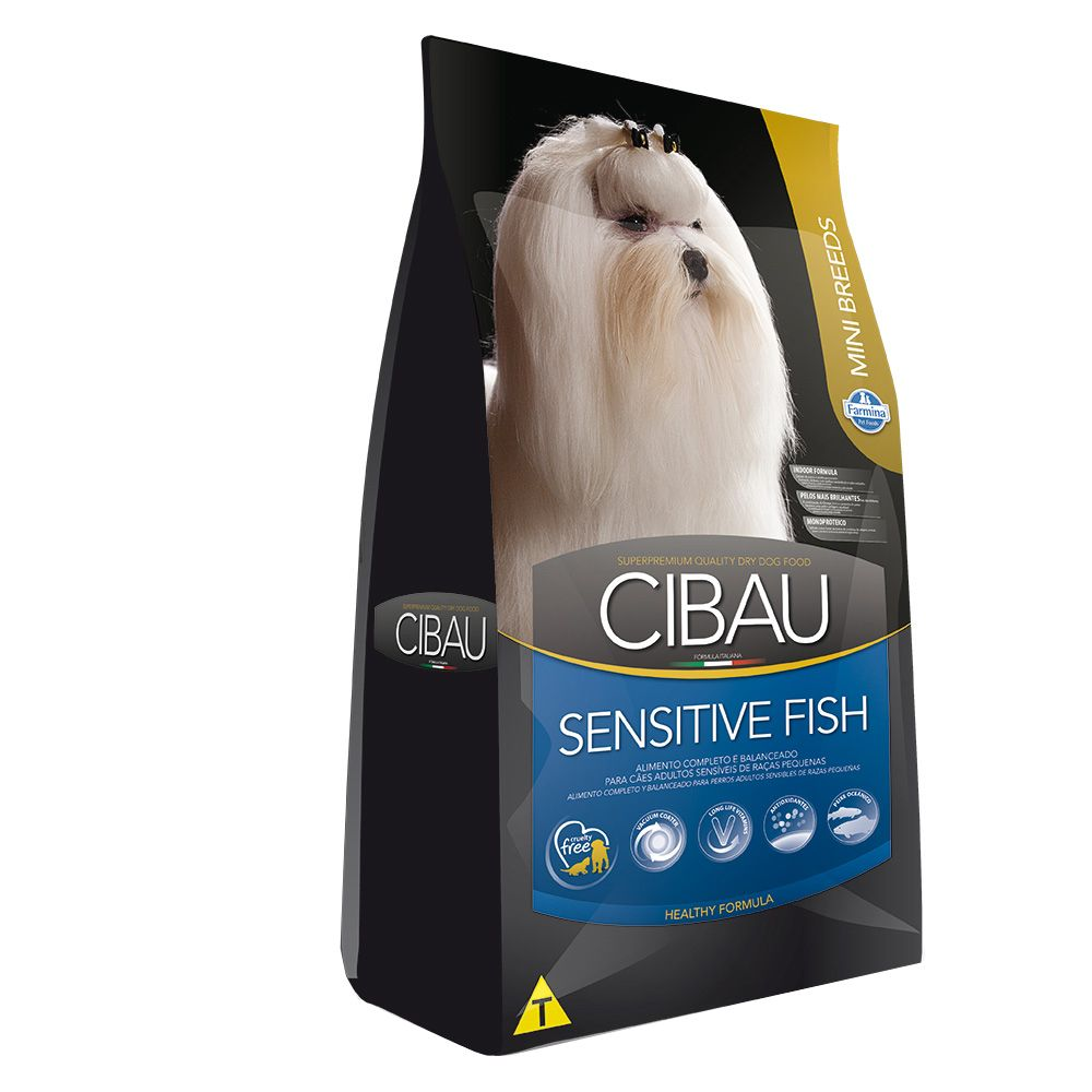 Cibau Mini Sensitive Fish Adult
