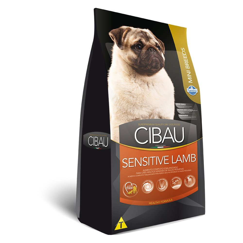 Cibau Mini Sensitive Lamb Adult