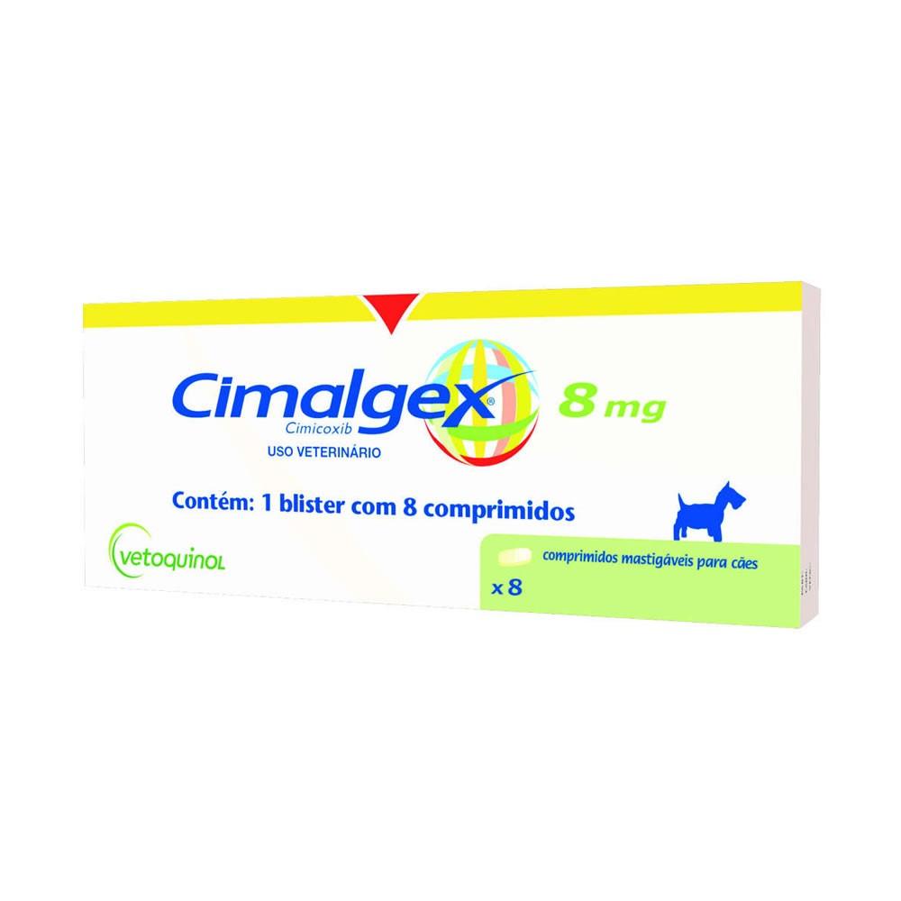 Cimalgex (8 comprimidos) - Vetoquinol