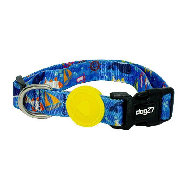 Coleira Para Cachorros Sail Dog 27