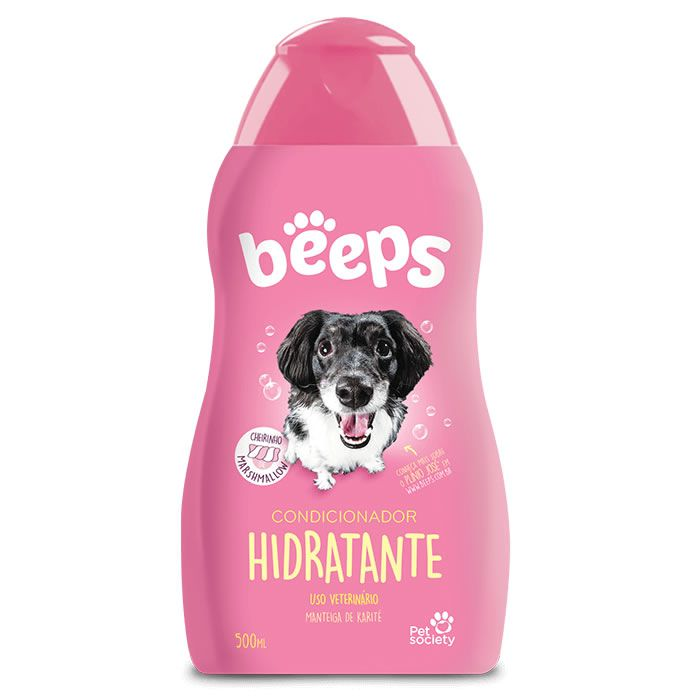 Condicionador Beeps Hidratante Marshmallow