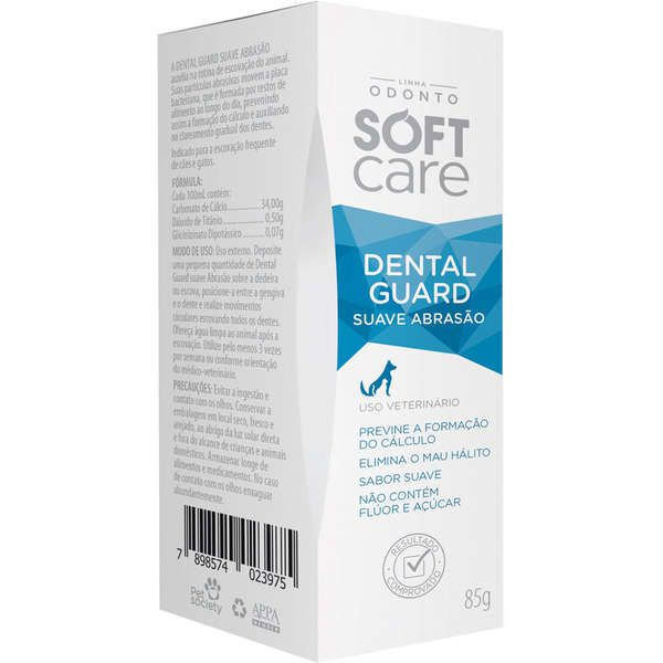 Dental Guard Soft Care Suave Abrasão