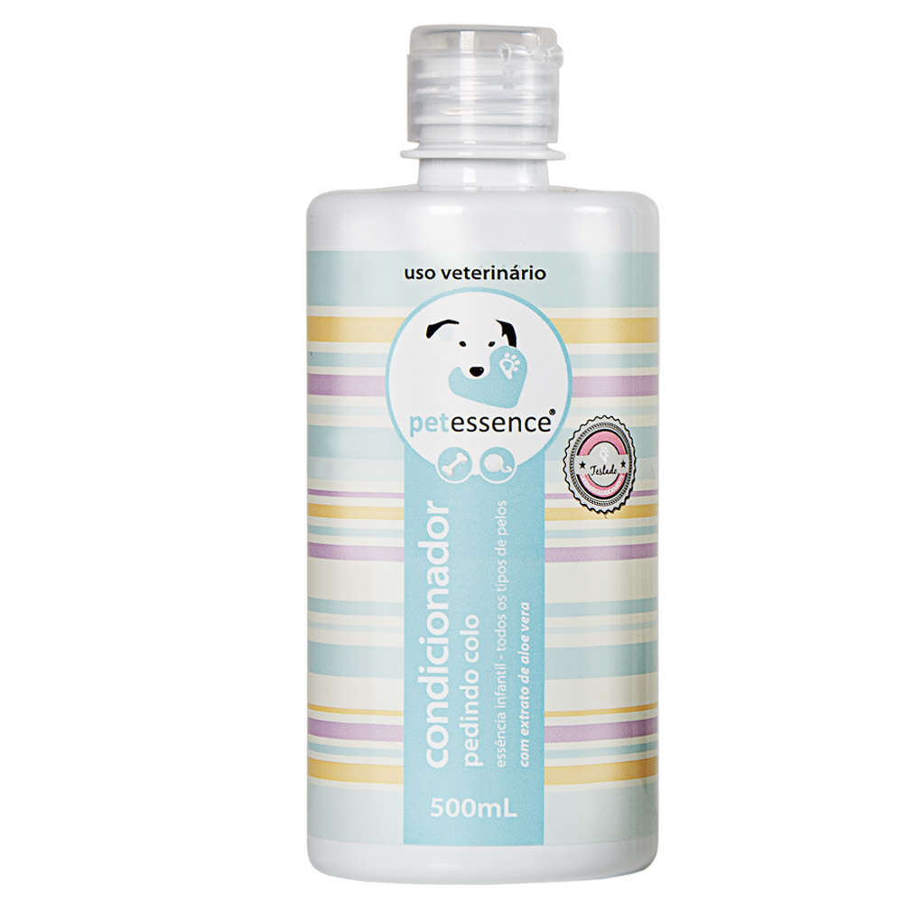 Condicionador Pet Essence Pedindo Colo