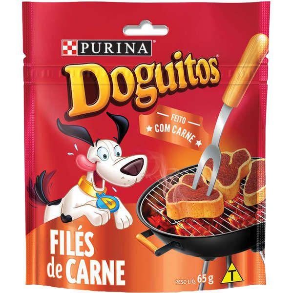 Doguitos Bifinho Filés de Carne  - 65g