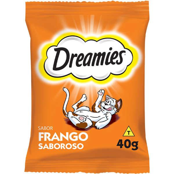 Dreamies Snacks Frango  40g