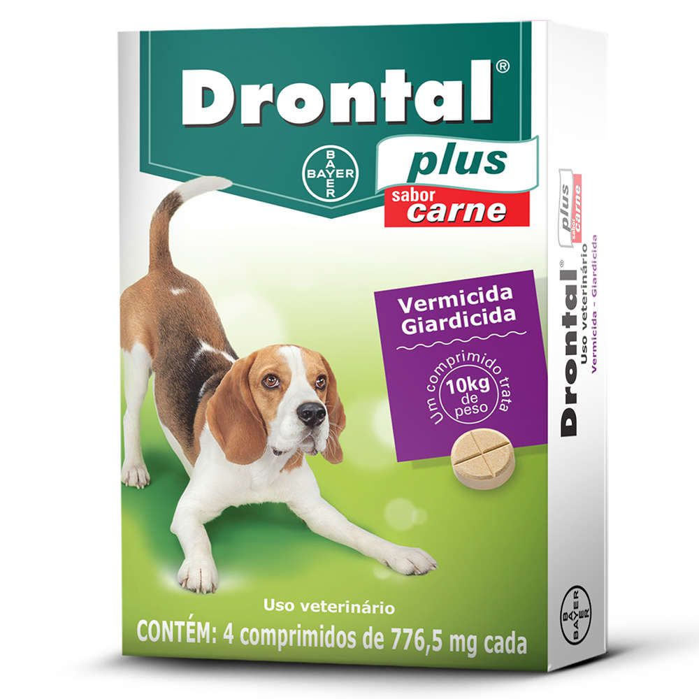 Drontal Plus Carne
