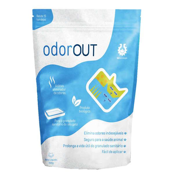 Aditivo Antiodor odorOUT  - 500g