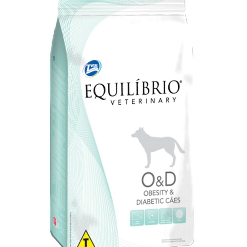 Equilíbrio Veterinary Canine Obesity & Diabetic