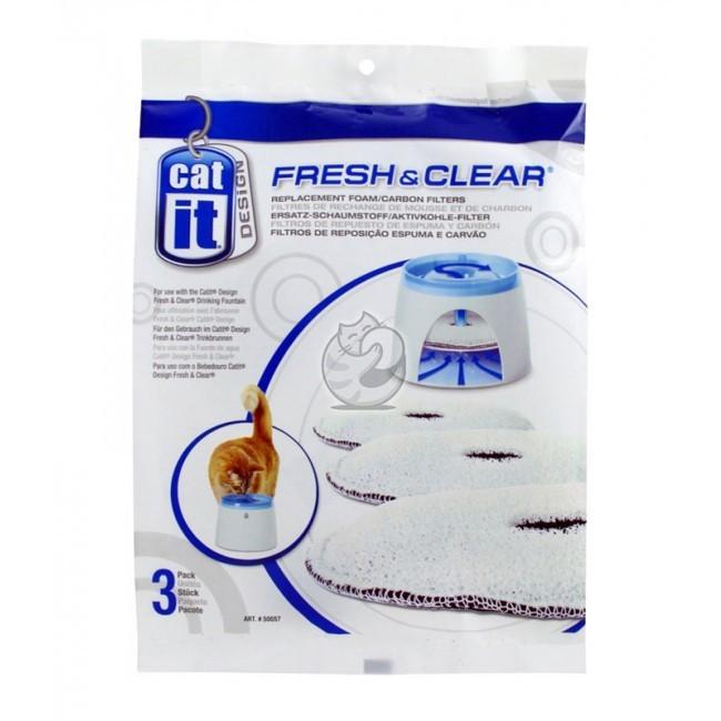 Filtro para Fonte Bebedouro Fresh & Clear 2L - Cat It