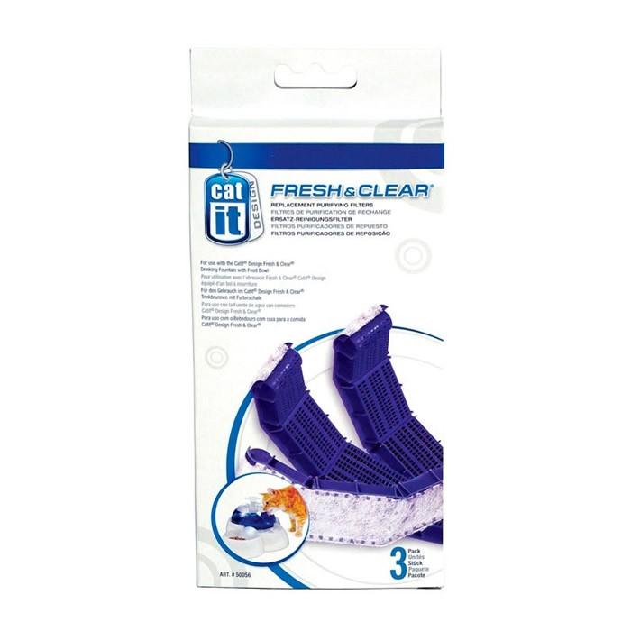 Filtro para Fonte Bebedouro Fresh & Clear 3L - Cat It
