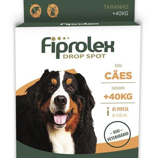 Fiprolex Cães + 40kg