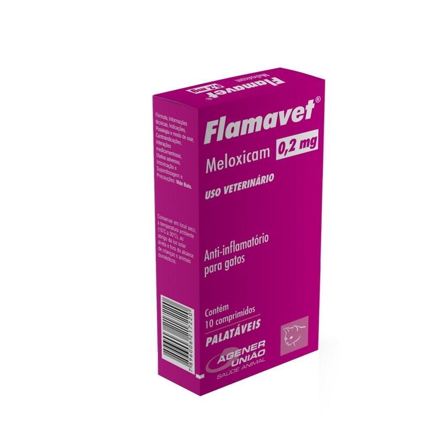 Flamavet (10 comprimidos)