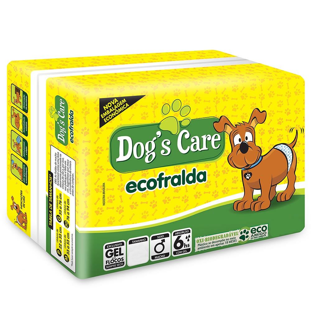 Fralda para Macho Dog's Care