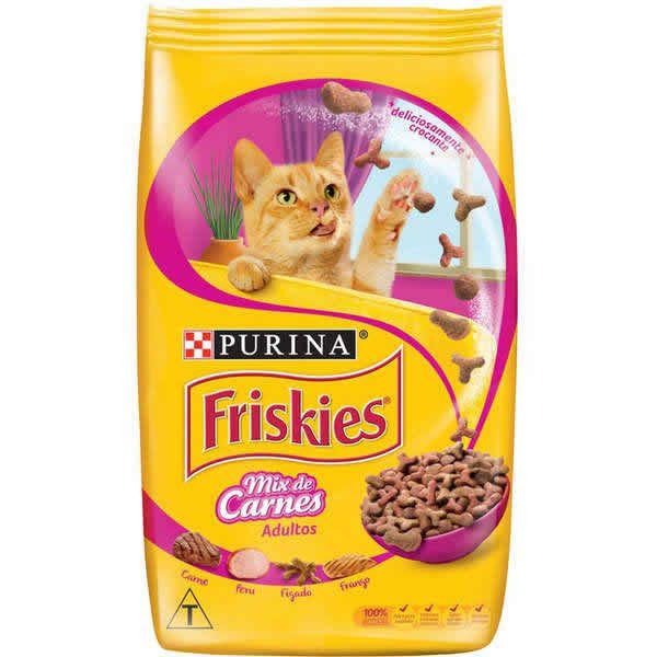 Friskies Adulto Mix de Carnes 10kg