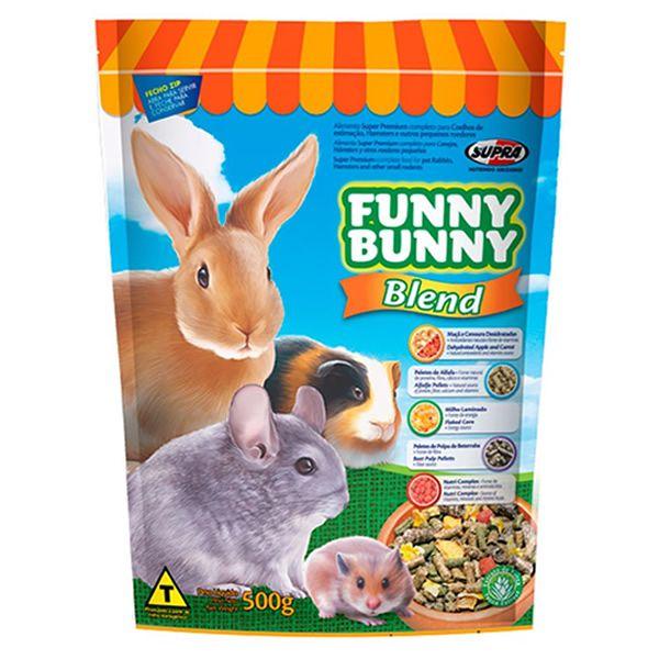 Funny Bunny Blend - Coelhos e Pequenos Roedores