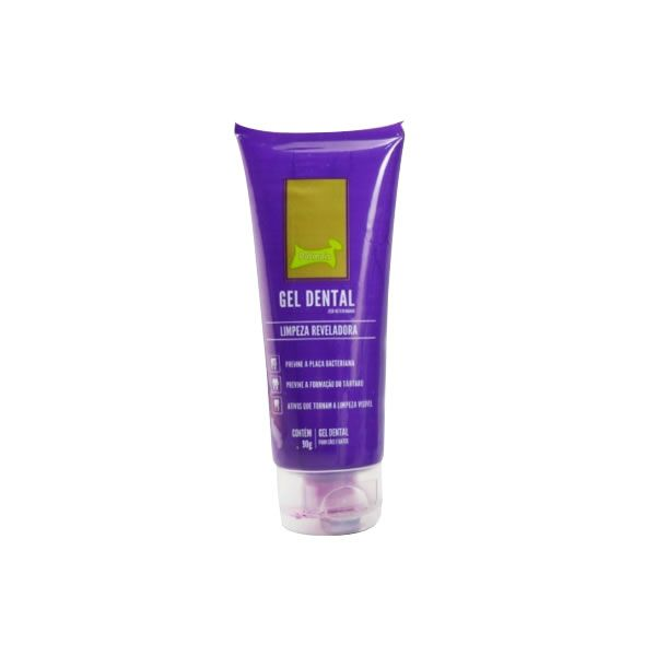 Gel Dental Limpeza Reveladora Petmais 85g