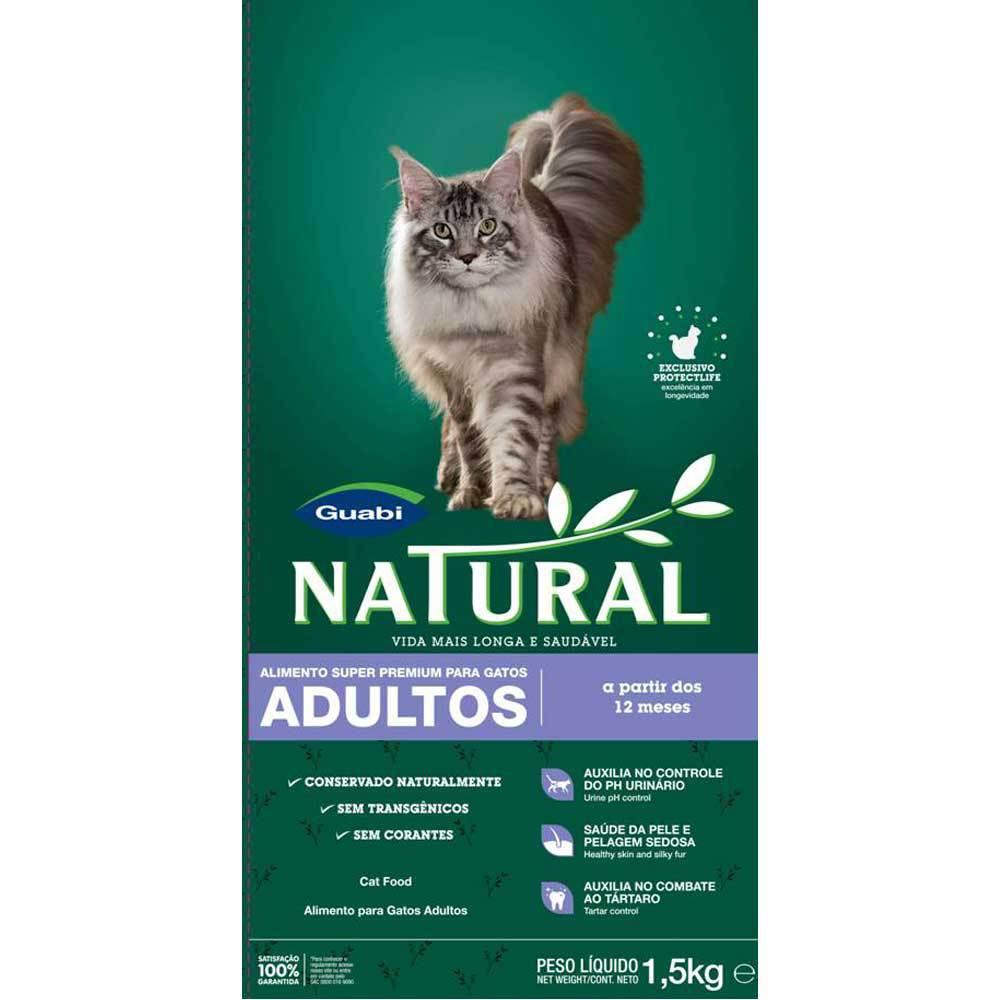 Guabi Natural Gato Adulto
