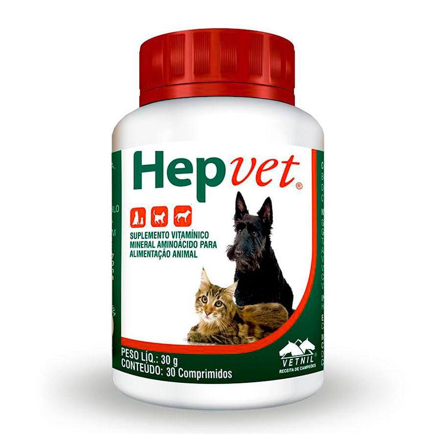 Hepvet (30 comprimidos)