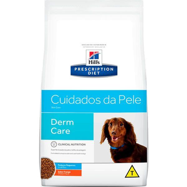 Hills Prescription Diet Canine Cuidados da Pele Cães Adultos Raças Pequenas