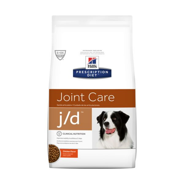 Hills Prescription Diet Canine J/D Mobilidade