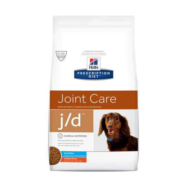 Hills Prescription Diet Canine J/D Mobilidade Raças Pequenas