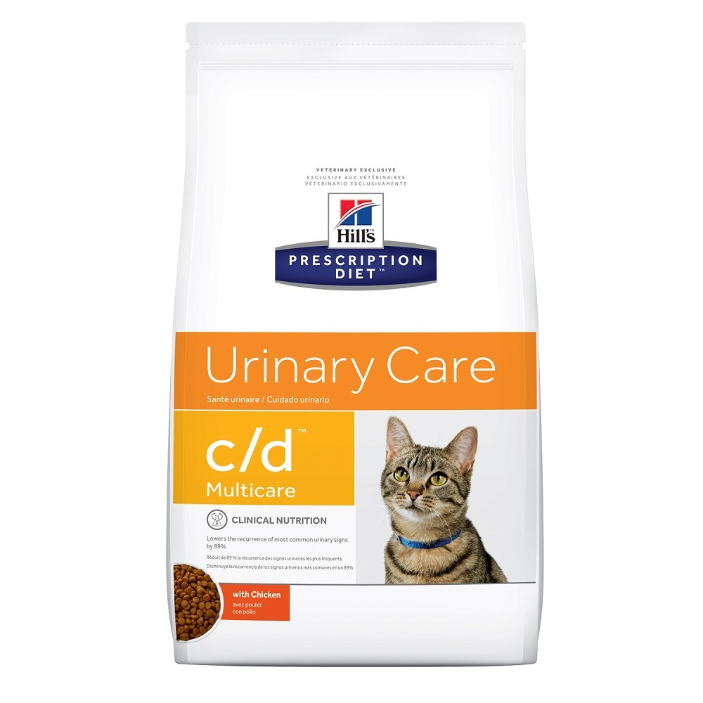 Hills Prescription Diet Feline C/D Multicare Cuidado Urinário