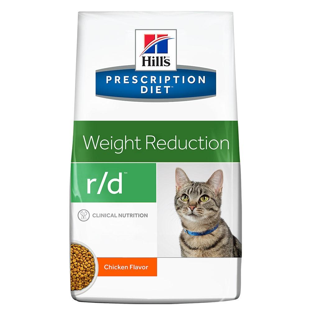 Hills Prescription Diet Feline R/D Redução de Peso