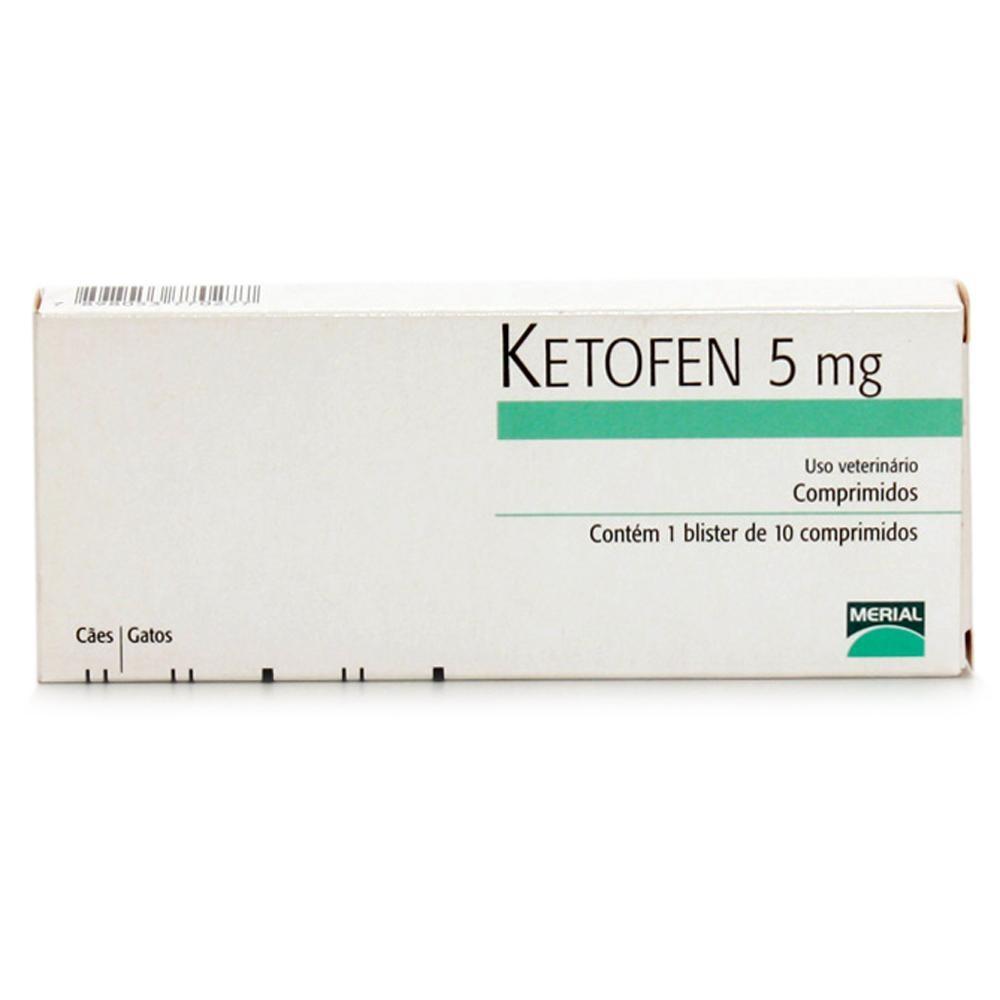 Ketofen (10 comprimidos)